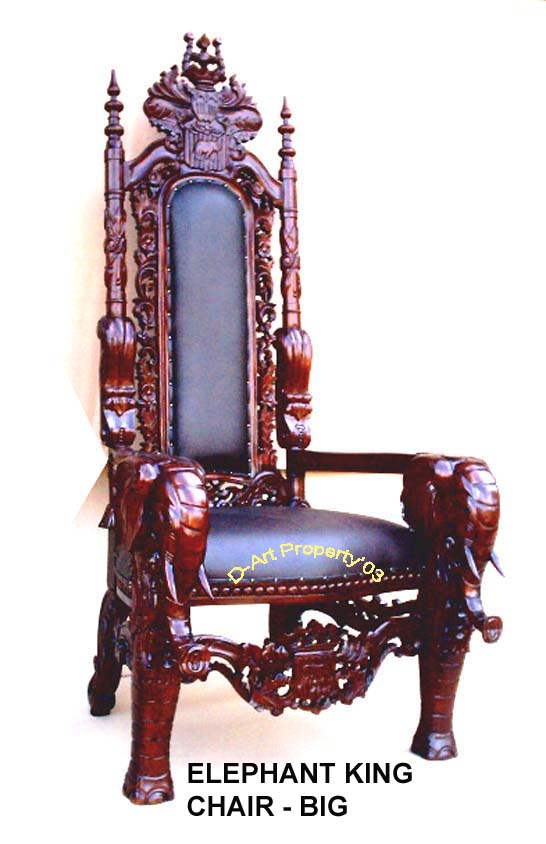 Throne King Chairs submited images